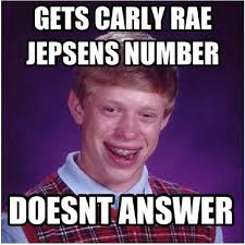 Make Bad Luck Brian Meme - 74 best bad luck brian images on pinterest hilarious funny