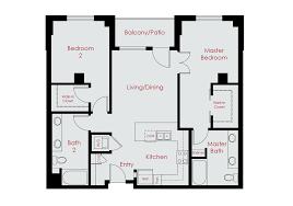 bath floor plans luxury 1 3 bedroom apartments for rent in denver co