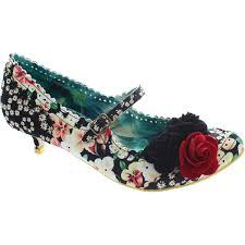 Wedding Shoes Irregular Choice Ballerinas Irregular Choice Chan Tily Cream Women Shoes Irregular