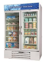 commercial fridge glass door home interior design