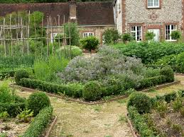Decorative Vegetable Garden by Contemporary Herb Garden Design And Courtyard Herb Garden Design