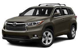 toyota highlander sales 2014 toyota highlander overview cars com