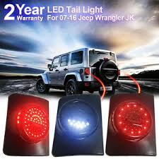 Jeep Tj Led Tail Lights Firebug Jeep Wrangler Led Tail Light Jeep Jk Rear Led Lights Jku