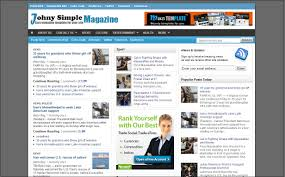 75 awesome free blogger templates page 2 of 2 feedtip