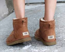 why are ugg boots considered the side of uggs unprecedentedly chic
