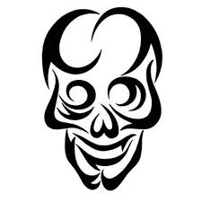 simple skull tattoos designs free download clip art free clip