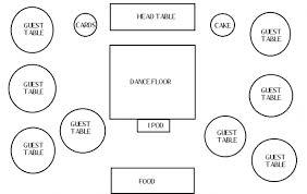 wedding reception floor plan template wedding reception floor plan template template template and