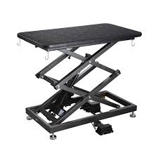 table top grooming table accordion lift electric grooming table et 290 899 00