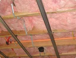 Insulation In Ceiling by How To Soundproof Walls Floors Ceilings And Doors In New
