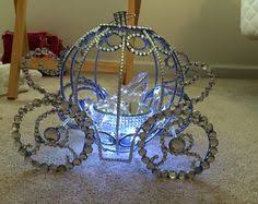 Cinderella Wire Carriage Centerpieces by Props Cinderella Wire Carriage Diy Baby Props Pinterest