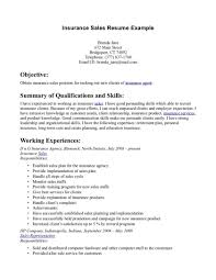 resume for a exle insurance sales resume exle page insurance underwriter