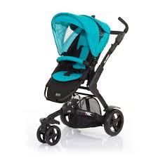 abc design 3 tec incl pushchair attachment and carrycot - Abc Design Tec