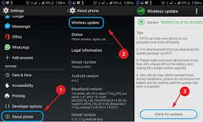 how to update android android kitkat 4 4 4 ko lollipop me update kaise kare sdi lovi