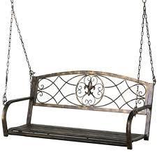 metal patio u0026 garden swings ebay