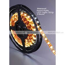 Led Stick On Lights Waterproof Stick On Multicolor Led Light Strip 5 Meters