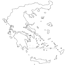 Blank Political Map Of Africa by Greece Political Map