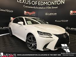lexus is f sport 2018 pre owned 2018 lexus gs 350 demo unit f sport series 2 4 door