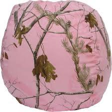 real tree ap pink camo bean bag chair custom furniture and flooring