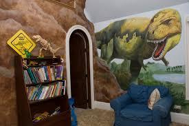 Dinosaur Bedroom - Dinosaur kids room