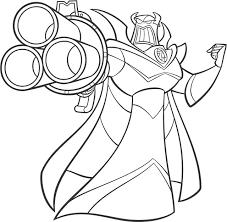 emperor zurg coloring pages printable diy disney pinterest