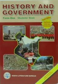 high school history book history and government form 1 students book klb text book centre