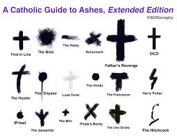 a catholic guide to ashes extended edition stuff pinterest