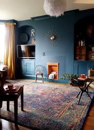 interior modern retro graphic design with modern retro interior