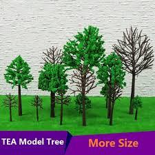 get cheap miniature artificial tree model aliexpress