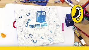 doctor colouring book