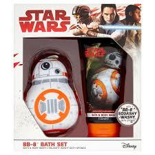 Star Wars Bathroom Set Star Wars Bb 8 Bath Set Sainsbury U0027s