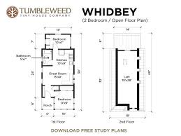 28 450 sq ft floor plan floor plans for 450 sq ft step inside a tumbleweed cottage tumbleweed houses