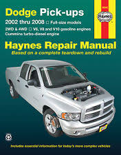 1999 dodge ram service manual dodge ram 1500 manual ebay