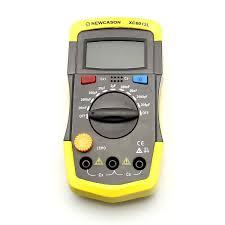 amazon com lcd digital meter xc6013l capacitance capacitor tester