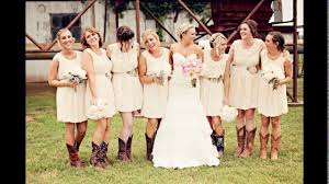 country wedding dress with cowboy boots ocodea cowboy boots from