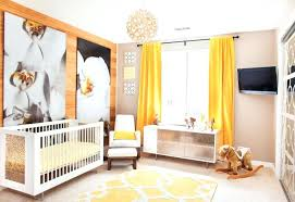 Yellow Nursery Decor Yellow Baby Room Decor Nursery Ideas That Design Conscious Adults