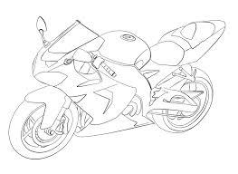 motorcycle kawasaki ninja coloring pages gekimoe u2022 24476