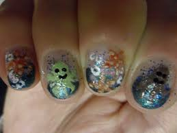 funny white blue spring nail designs 2015 best nails design ideas