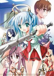 bludgeoning angel dokuro chan dengeki bunko fighting climax u0027s support cast expanding with three