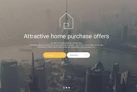 60 best html real estate website templates 2017