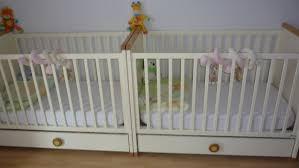 occasion chambre bébé lit pour jumeaux occasion visuel 1