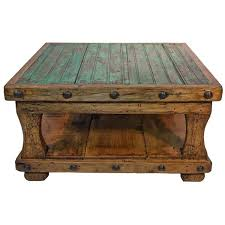 Rustic Coffee Table Trunk Rustic Square Trunk Coffee Table Coma Frique Studio 97275cd1776b