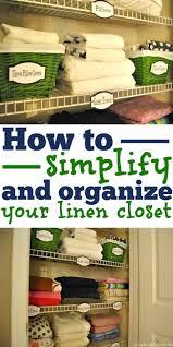 How To Simplify Your Home by Cele Mai Bune 25 De Idei Despre Closet Labels Pe Pinterest