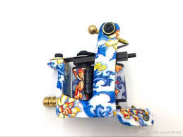 tattoo kit without machine professional tattoo machine tattoo gun for kit power supply body art