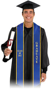 personalized graduation stoles pride sash store custom graduation stoles and pageant sashes