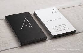 business cards inspiration page cardfaves kenbie arafen