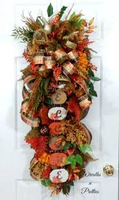 decorative wreaths for front door at tag 41 decorated