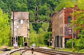 abandoned town for sale the near ghost town of thurmond west virginia ghost towns