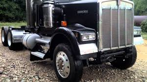kenworth w model for sale 1988 w 900 kenworth 425 cat 3406 b 9 spd youtube