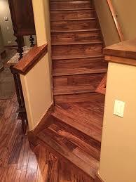 Installing Hardwood Flooring On Stairs Custom Stair Fabrication And Installation Hardwood Floor