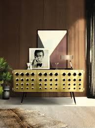 contemporary living rooms golden sideboard inspiration u0026 ideas